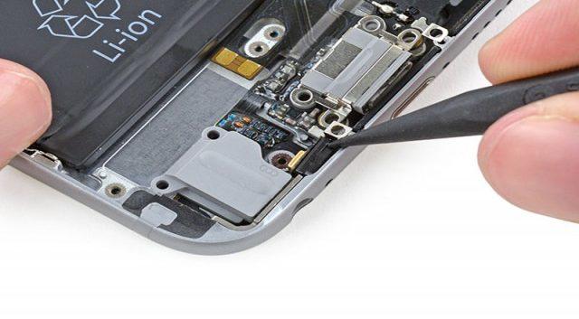 Blackberry mic chập chờn