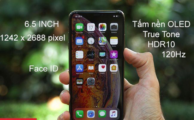 Thay màn hình iPhone Xs Max Pisen chính hãng giá tốt