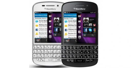 Thay màn hình cảm ứng BlackBerry Q10 giá rẻ