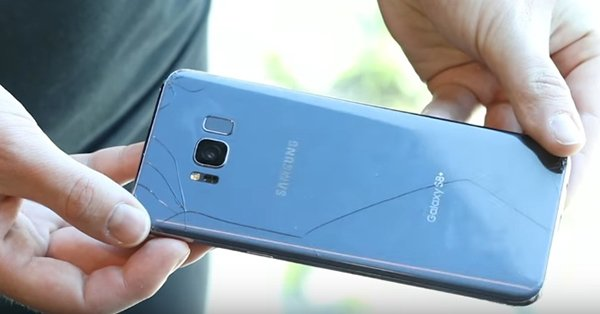 Thay nắp lưng Samsung Galaxy S8   S8 plus