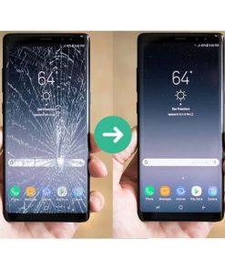 Thay kính Samsung Galaxy Note 8 bảo hành 12 tháng