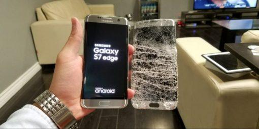 Thay màn hình Samsung Galaxy S7 Edge giá tốt